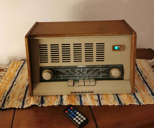 Philips Typ B3S82A  1960 talet ?